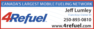 Visit this advertisers web site at www.4refuel.com (Opens in a new window)